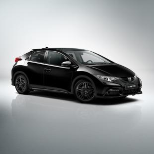 Honda Civic Black Edition [galeria]