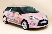 Citroen DS3 Benefit Cosmetics [galeria]