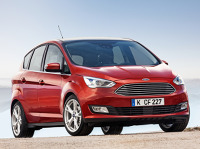 Ford C-MAX po faceliftingu