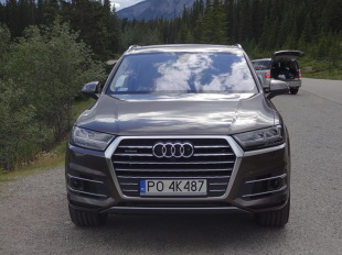 Test Audi Q7. Prezentuje Adam Kornacki [video]