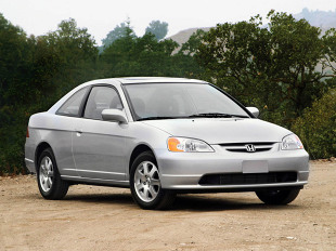 Honda Civic VII (2001 - 2005)
