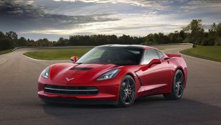 Powrót modelu Stingray:  Chevrolet Corvette 2014
