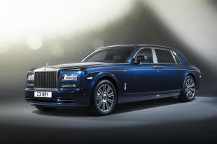Rolls-Royce Phantom Limelight. Luksus do potęgi [galeria]