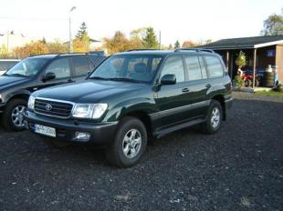 Toyota Land Cruiser (1996 - 2002)