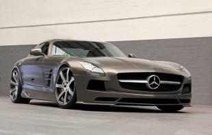 DD Customs Mercedes-Benz SLS AMG [galeria]