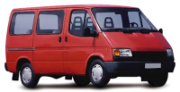 Ford Transit III (1986 - 1994)