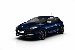 Renault Megane R.S. Red Bull Racing RB8