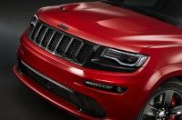 Jeep Grand Cherokee SRT Red Vapor wkracza do Europy