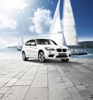BMW X1 Exclusive Sport [galeria]