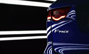 F-Pace. Nowy crossover Jaguara