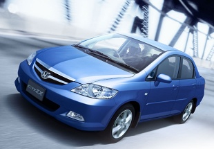 Honda City IV (2002 - 2008)