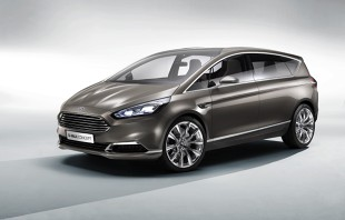 Nowy Ford S-MAX Concept
