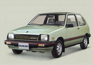 Suzuki Swift I (1983 - 1989)