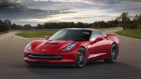 Europejskie testy Corvette Stingray