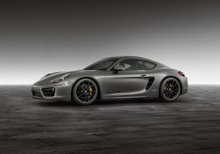 Cayman S od Porsche Exclusive