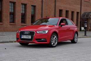 "Audi A3 z nagrodą ""World Car of the Year"""