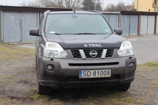 Nissan X-Trail II (2007-2013) [video]