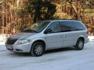 Chrysler Grand Voyager 2.8 CRD