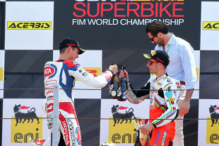 Honda ponownie na podium World Supersport