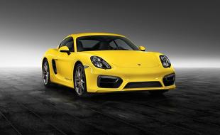 Cayman S Racing Yellow. Żółta perełka od Porsche Exclusive
