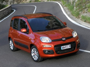 Fiat Panda 1.2 Fresh kontra VW up! 1.0 take up!