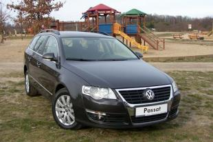 Passat Variant kontra C5 Break
