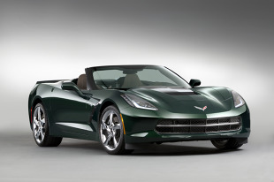 Chevrolet Corvette Stingray Convertible Premiere Edition
