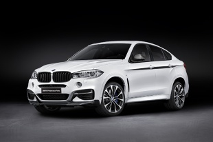 BMW X6 z pakietem BMW M Performance