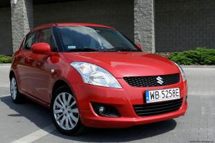 Suzuki Swift 1.2 VVT Elegance