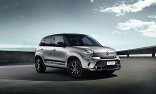 Nowy Fiat 500L Beats Edition