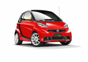 Smart ForTwo Electric Disney Edition
