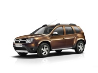 Dacia Duster Pick Up w 2013 roku