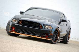 Bad Penny Ford Mustang [galeria]