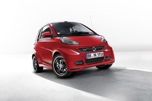 Smart ForTwo Brabus Xclusive Red Edition [galeria]