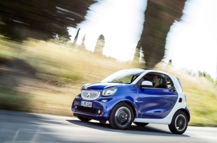 Dublet Smarta: Fortwo i Forfour