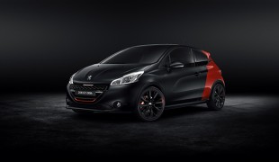 Peugeot 208 GTi 30th Anniversary w Goodwood