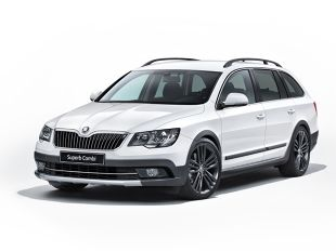 Nowa Skoda Superb Outdoor