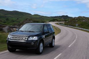 Facelifting Land Rovera Freelander 2