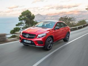 Test Mercedes GLE 450 AMG 4Matic Coupe. Prezentuje Adam Kornacki