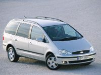 Ford Galaxy II (2000 - 2006)
