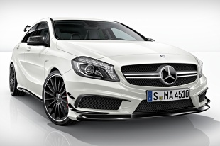 Limitowany Mercedes A45 AMG Edition 1