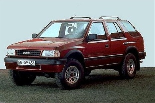 Opel Frontera A (1992 - 1998) Terenowy