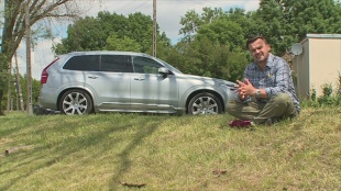 Test Volvo XC90. Prezentuje Adam Kornacki [video]