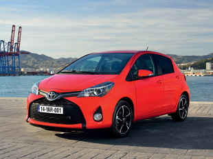 Toyota Yaris po face-liftingu