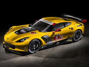 Chevrolet Corvette Stingray C7.R [galeria]