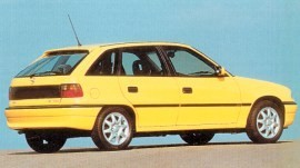 Rover 214 kontra Opel Astra Classic