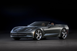 Chevrolet Corvett Stingray Kabriolet