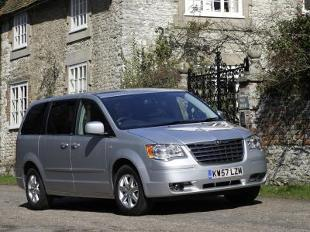 Town And Country Toyota >> Chrysler Grand Voyager - Dane techniczne