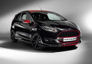 Ford Fiesta Red i Black Edition [galeria]