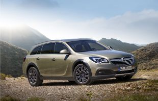 Nowy model Opla — Insignia Country Tourer